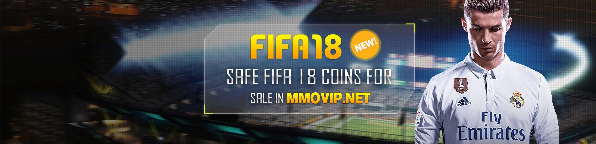 Buy FIFA 18 Coins