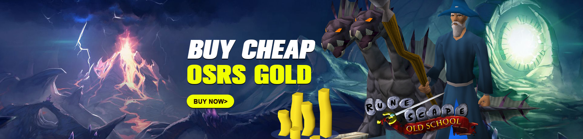 Cheap OSRS Gold