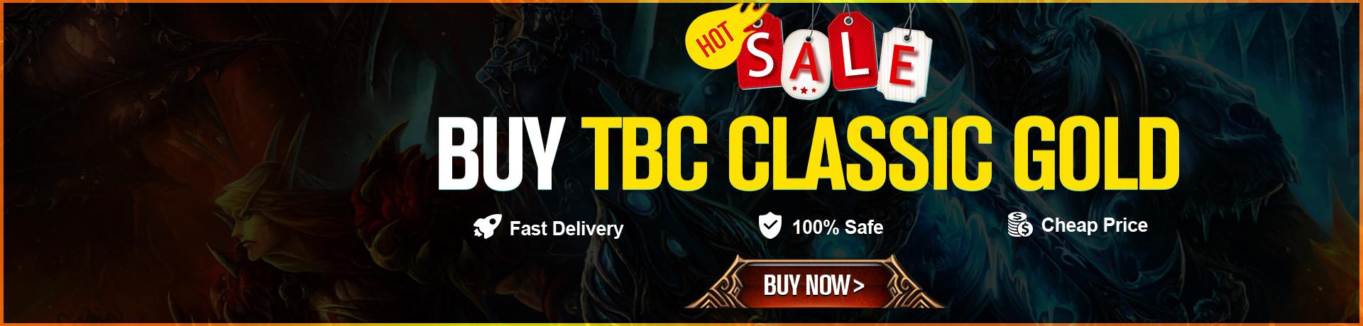 Cheap WOW TBC Classic  Gold